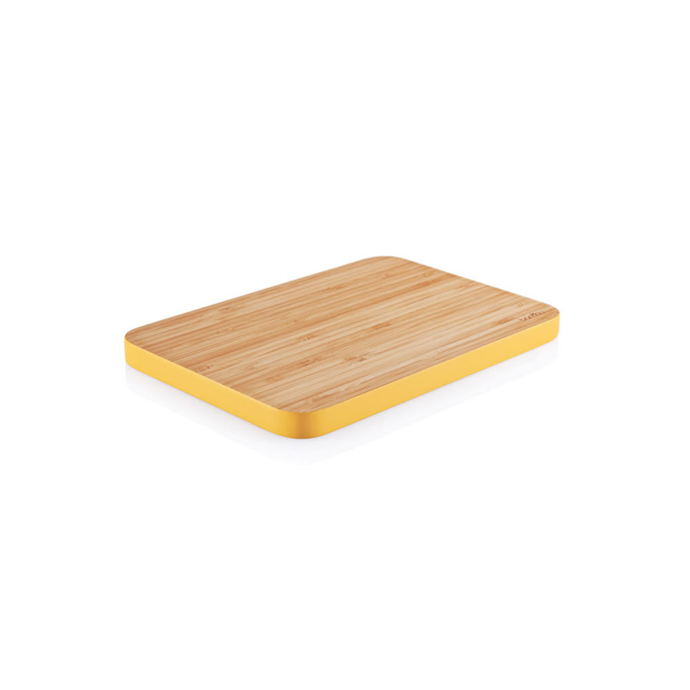 Bambu Small Bamboo Cutting Board - Marigold