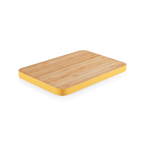Bambu Medium Bamboo Cutting Board - Marigold