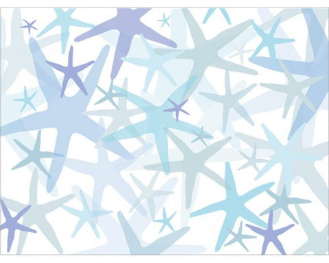 Recycled Paper Stationery Set - Starfish