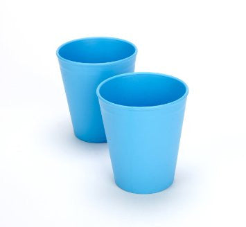 Green Eats Recycled Tumblers - Blue