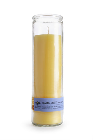 Big Dipper Sanctuary Glass Candle - Harmony