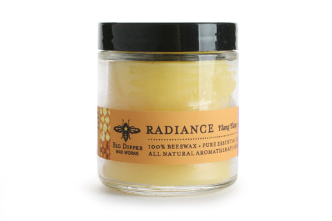 Big Dipper Apothecary Glass Candle - Radiance