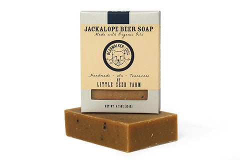 Little Seed Farm Goat Milk Beer Soap - Bearwalker