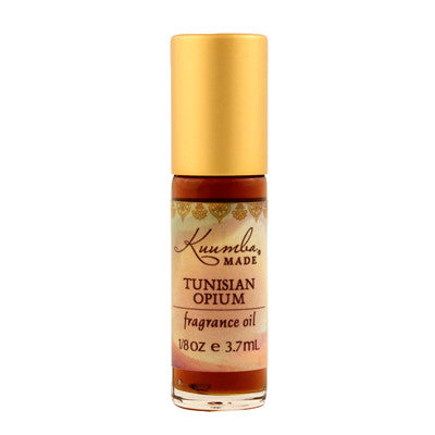 Kuumba Made Fragrance Oil - Tunisian Opium