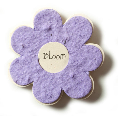 Bloomin Gift Tags-  Lavender Flower