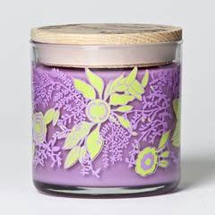 Tru Melange SOL Printed Jar Candle - Rejuvenate