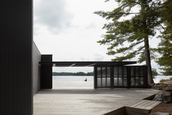Tobin Island Boathouse : Akb