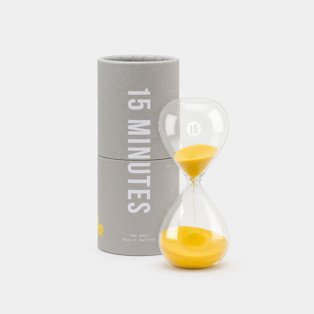 the school of life 15 minute timer ode to things