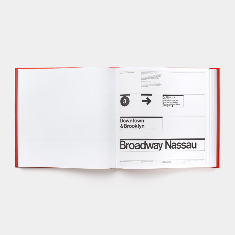 Nycta Graphics Standards Manual spread top