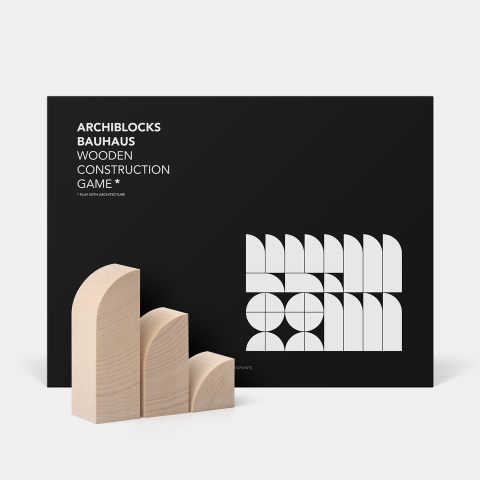Archiblocks Bauhaus with box