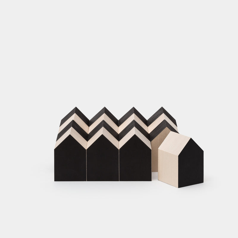 Archiblocks House Black