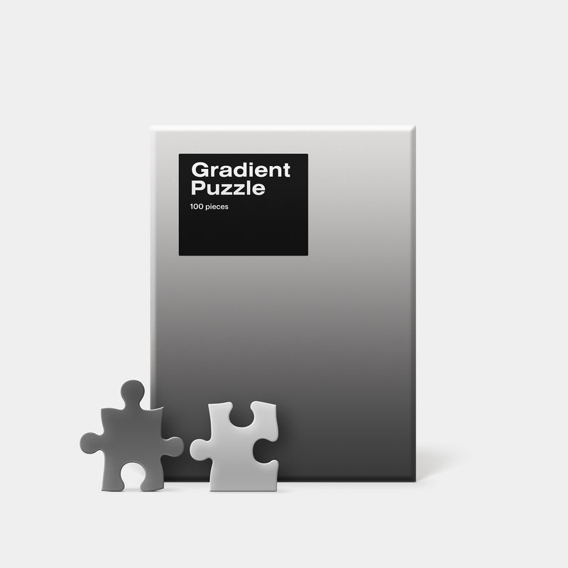 Gradient Puzzle by Bryce Wilner for Areaware