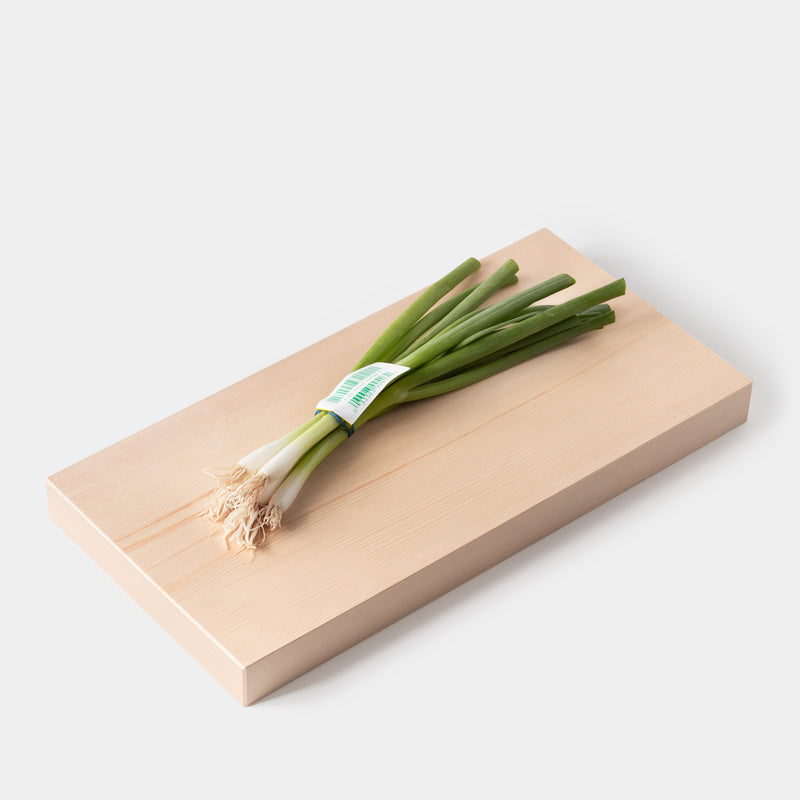 Azmaya Cutting Board with scallion