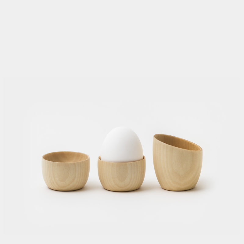 Cara Wood Breakfast Set