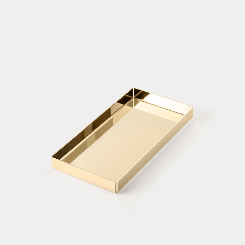 E15 Ito Tray Small Brass