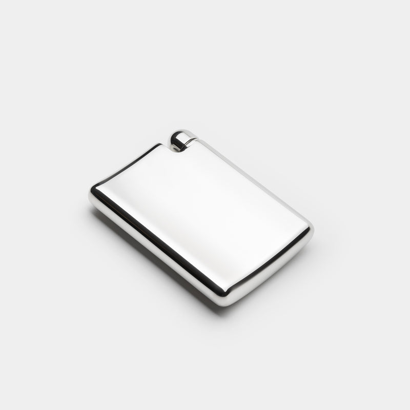 Erik Magnussen Hip Flask Angle Back