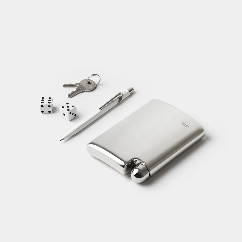 Erik Magnussen Hip Flask with things