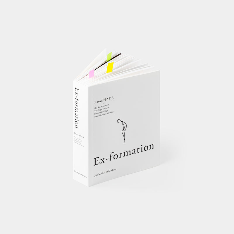 Ex-formation by Kenya Hara standing
