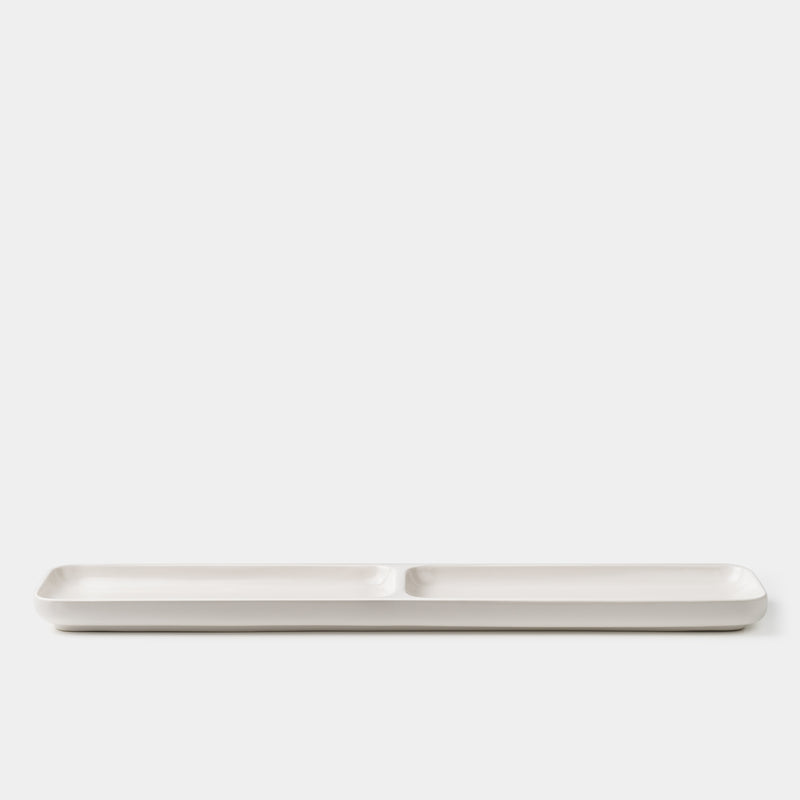 Gidon Bing Desk Tray Satin White
