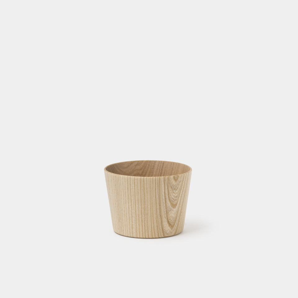 Kami Wood Cup Bowl