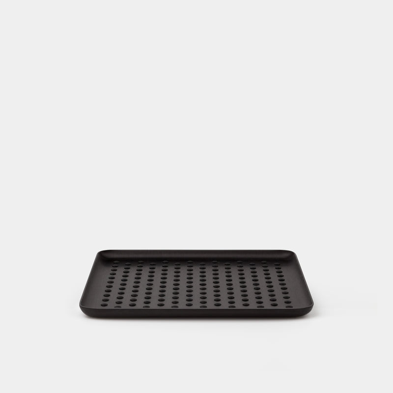 Kaymet Pressed Tray Black Grip