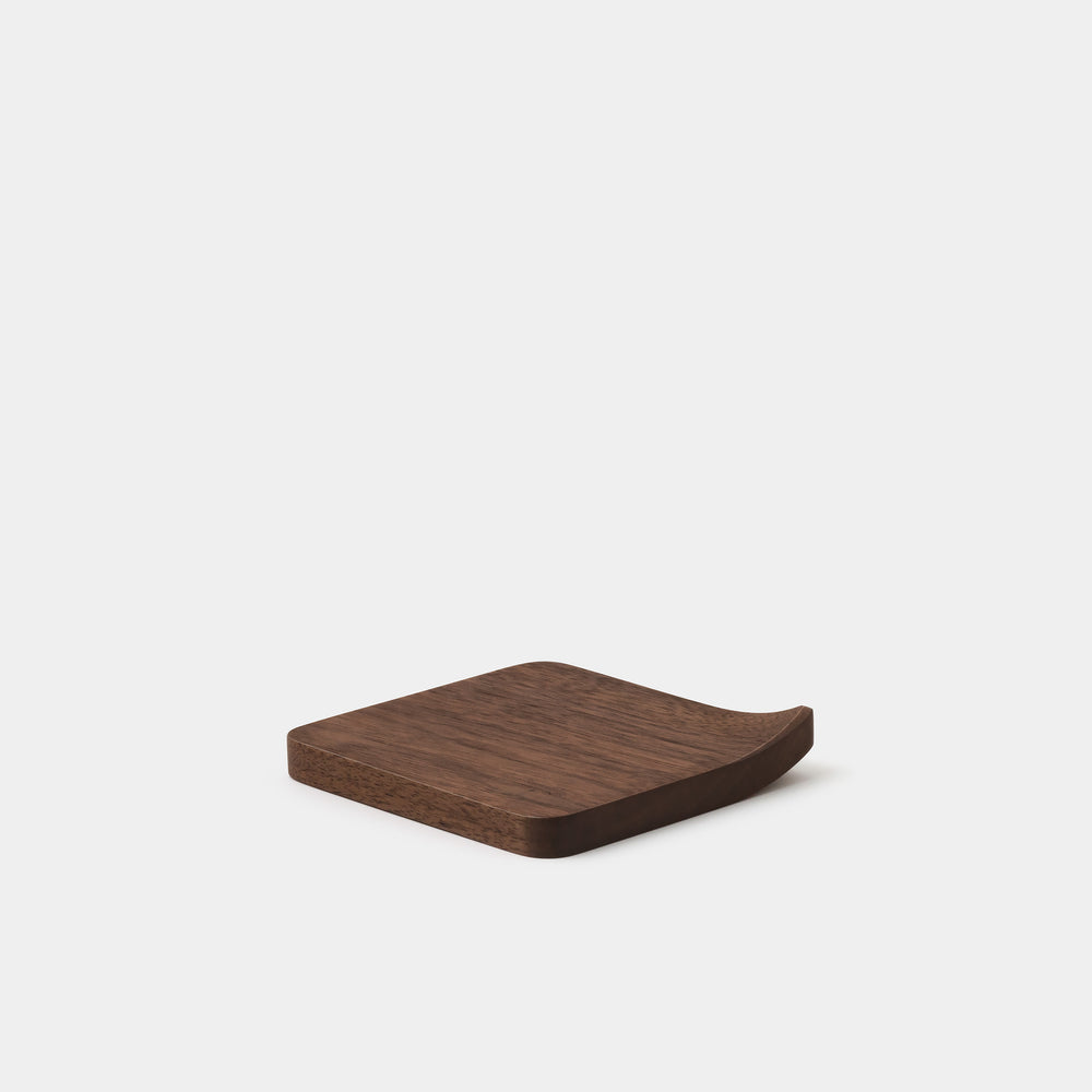 Mogu-Kagu Coaster Walnut