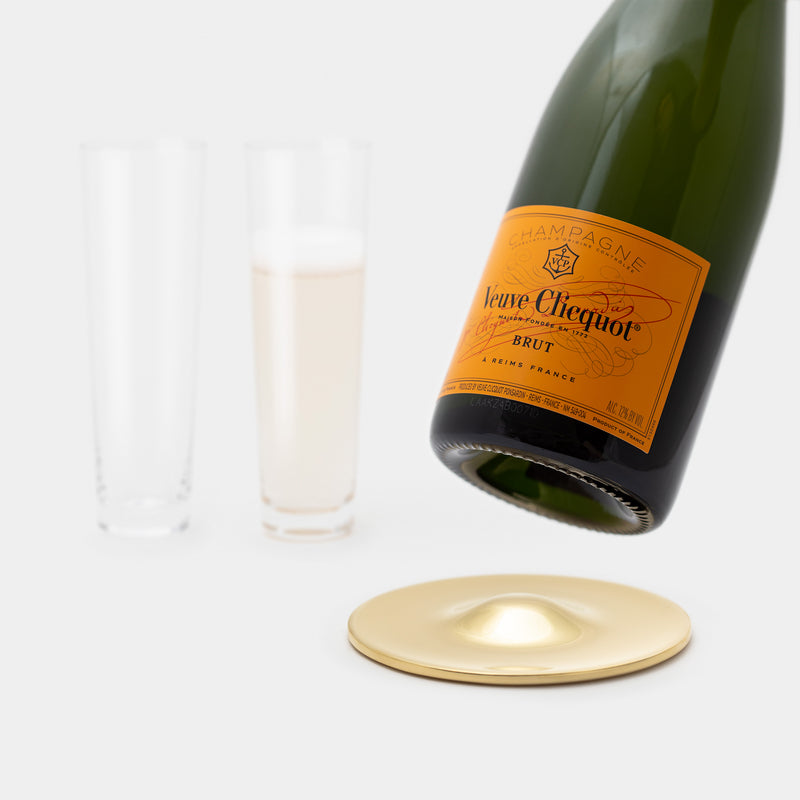 Basso Wine/Champagne Bottle Coaster