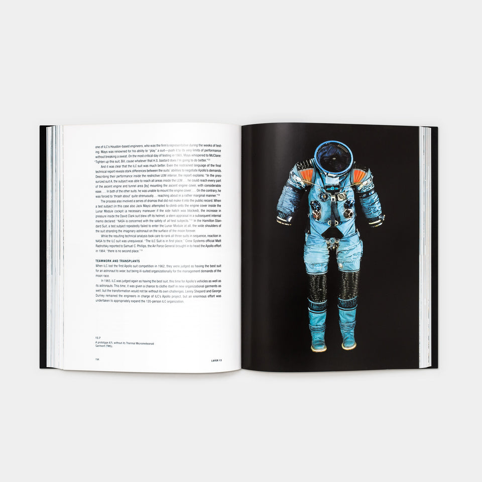 Spacesuit by Nicholas De Monchaux top