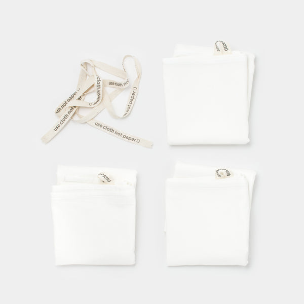 Studiopatro Flour Sack Towels unassembled top