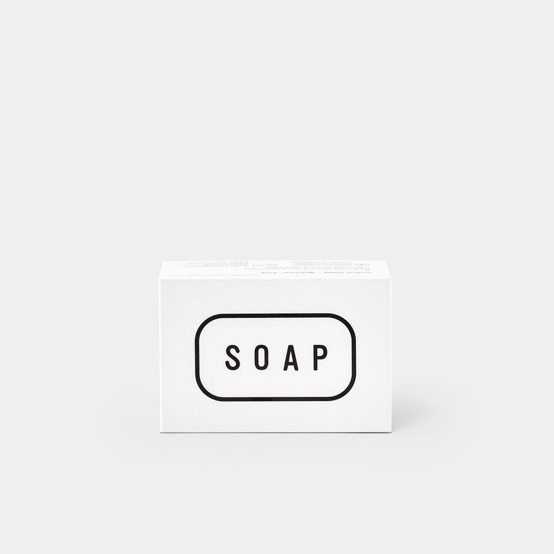 THE Soap with packaging box