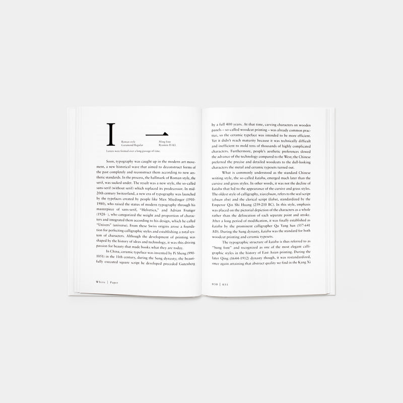 White by Kenya Hara – Spread