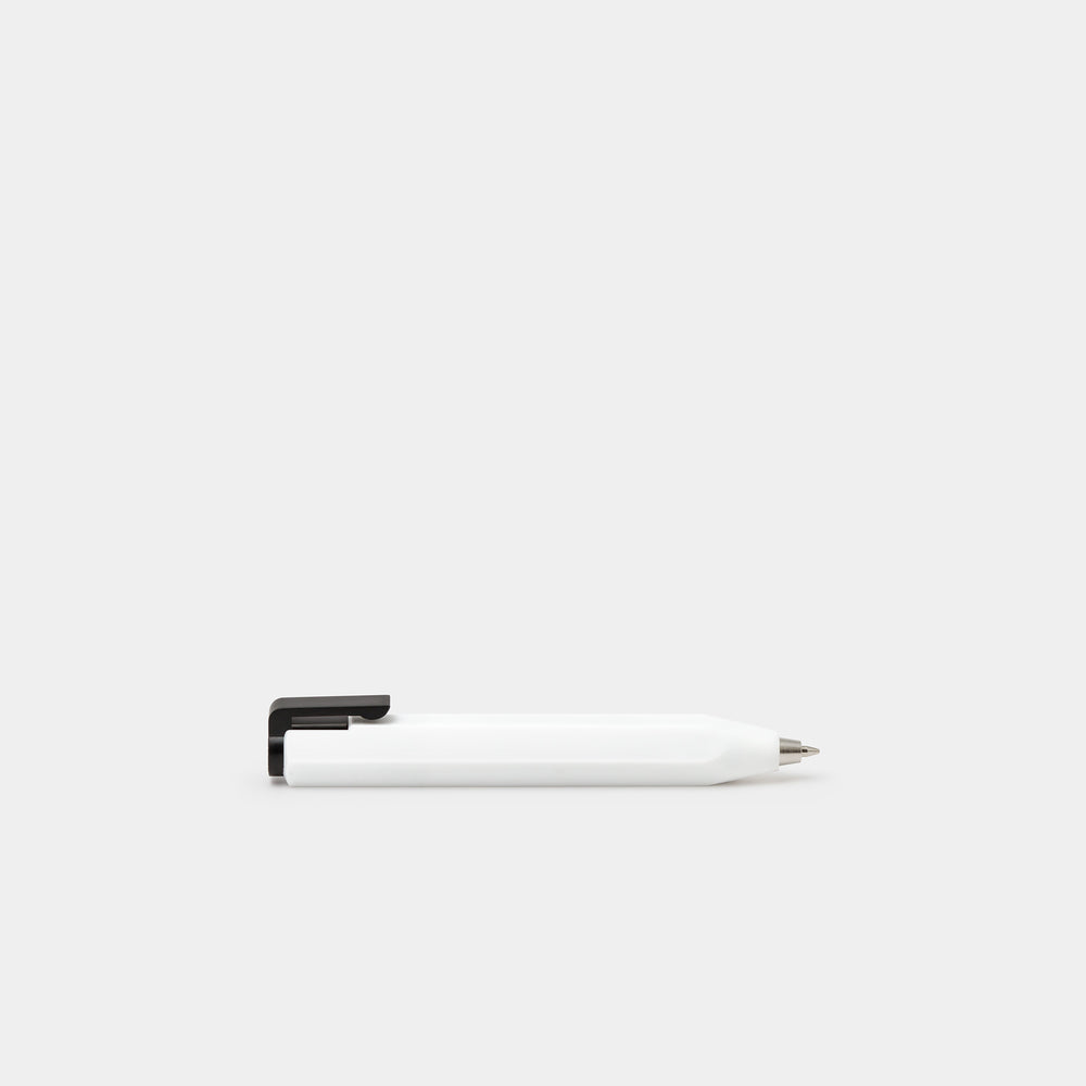 Wörther Shorty Ball-Point Pen White