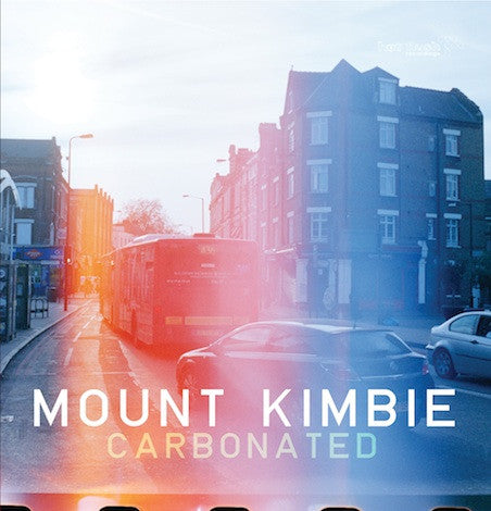 HFCD004iD - Carbonated EP - Mount Kimbie