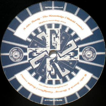 HFRMX001iiD - Hotflush Remixes Reissue Part 2 - Search and Destroy / Toasty
