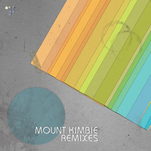 HFRMX007D - Mount Kimbie Remixes Part 2 - Mount Kimbie