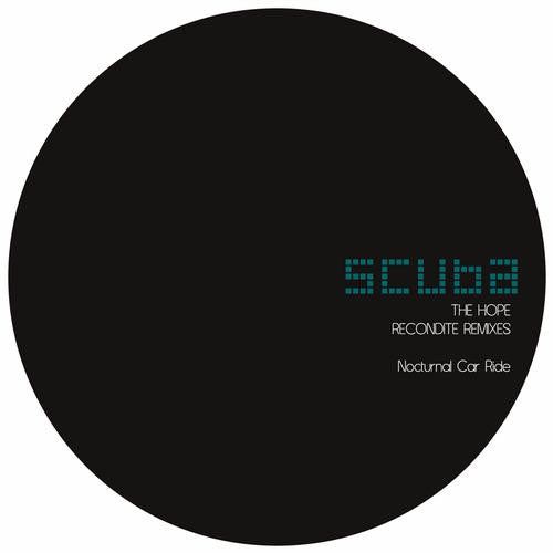 HFRMX009D - The Hope (Recondite Remixes) - Scuba