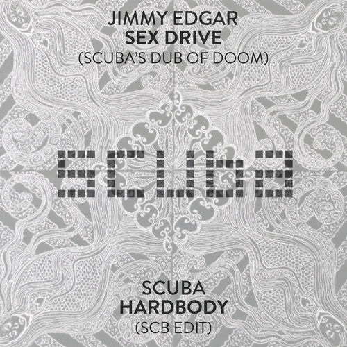 HFRMX010D - Sex Drive (Scuba Dub) / Hardbody (SCB Edit) - Jimmy Edgar / Scuba