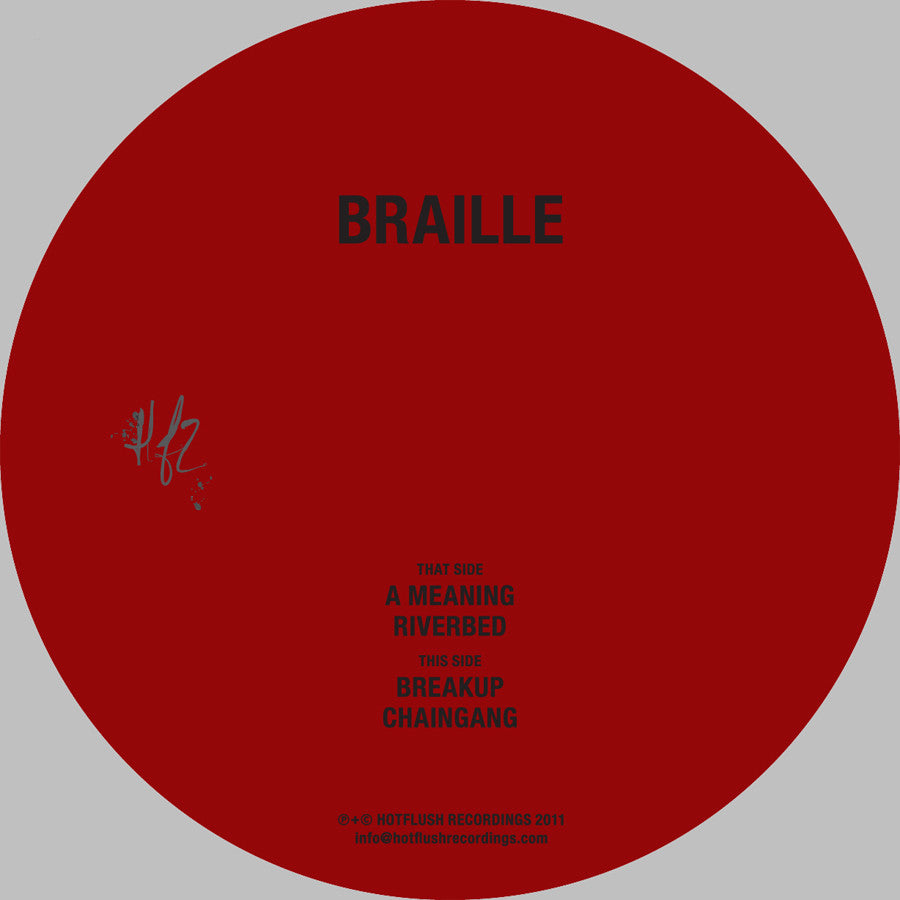 HFT017D - A Meaning EP - Braille