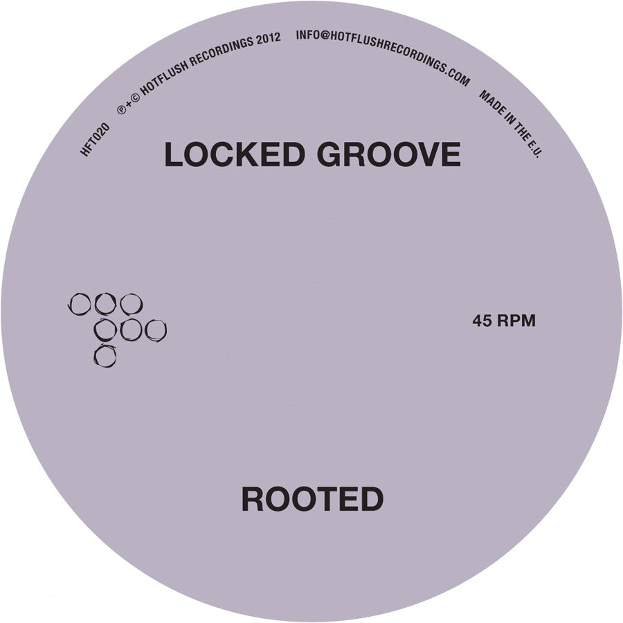HFT020D - Rooted - Locked Groove