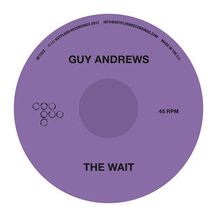 HFT022D - The Wait - Guy Andrews