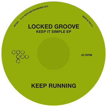 Locked Groove - Keep It Simple EP