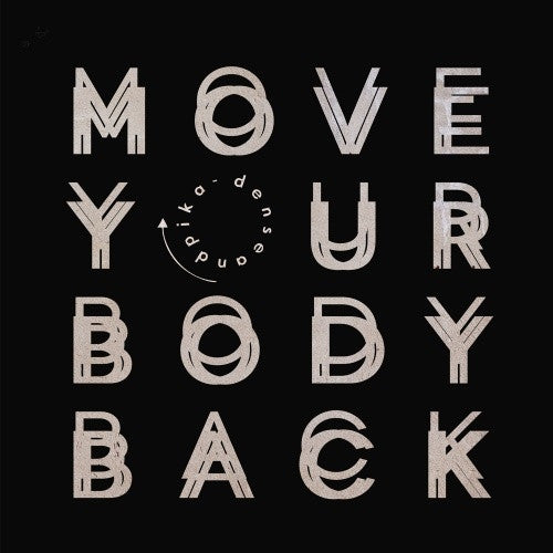 HFT029D - Move Your Body Back EP - Dense & Pika