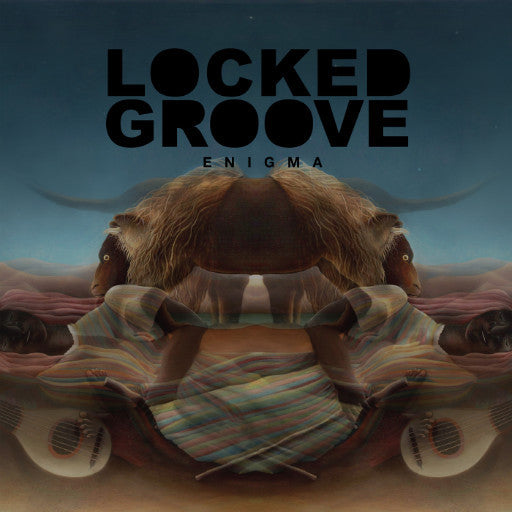 HFT037D - Enigma - Locked Groove