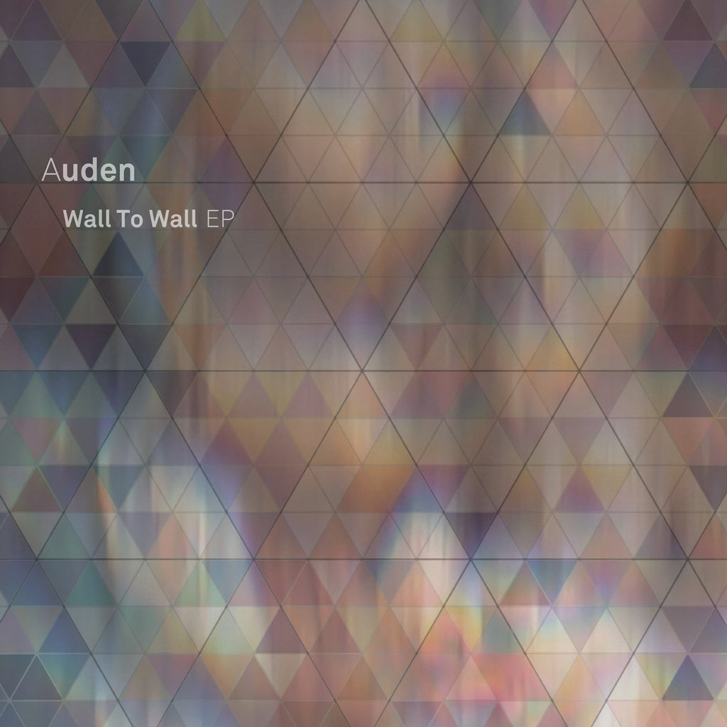 HFT039D - Wall To Wall EP - Auden