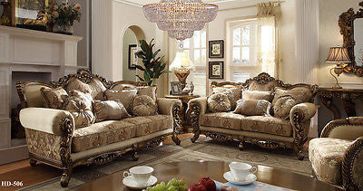 Formal  Classic European Style Luxury Collection
