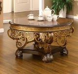 Luxury Formal Coffee & End Tables Set