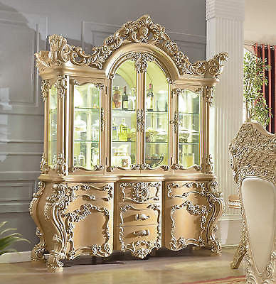 HOMEY DESIGN HD-7012 CHINA CABINET