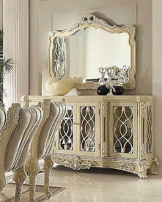 HOMEY DESIGN  LUXURY ROYAL BUFFET/ MIRROR HD 5800