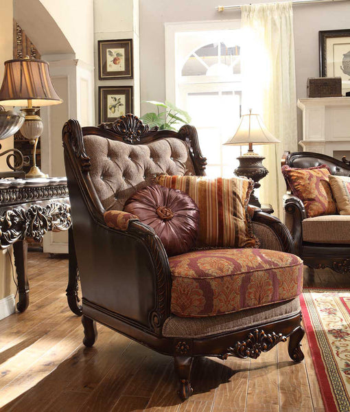 Formal Classic European Luxury Chair  HD-3630