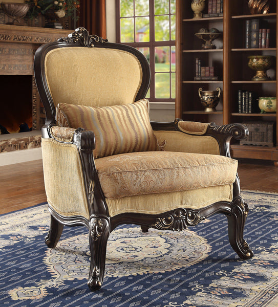 Formal Classic European Luxury Chair  HD-5927